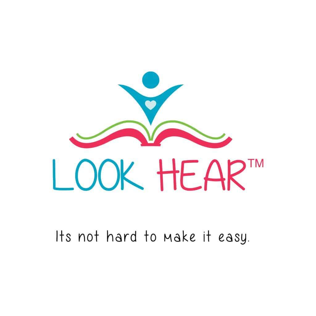 look hear